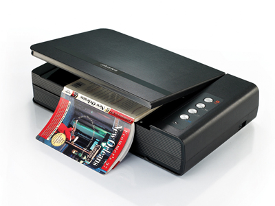 Escaner Plustek OpticBook 4800