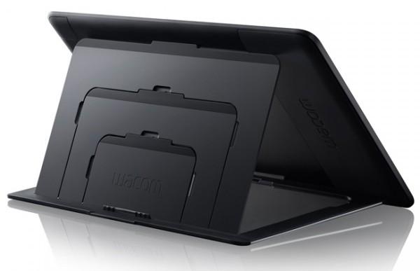 Wacom Cintiq 13HD Monitor Interactivo Detrás