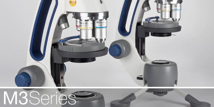 Microscopios Swift Serie M3