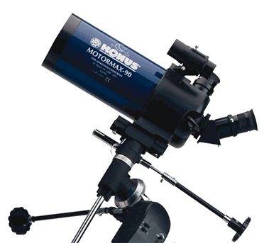 Telescopio Motormax-90 Maksutov