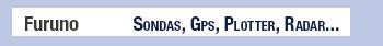 Furuno: Sondas, Gps, Plotter, Radar