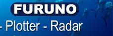 Furuno GPS Sondas Plotter Radar