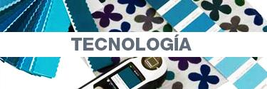 Tecnología: Pantone Capsure, Balanzas, Calibradores...