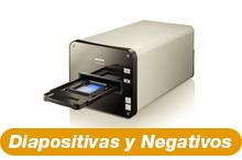 diapositivas y negativos