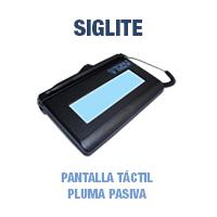 Topaz Siglite - Pantalla táctil - Pluma Pasiva