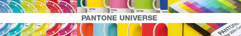 Universe Pantone: tazas, libros, relojes...