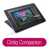 Cintiq Companion de Wacom