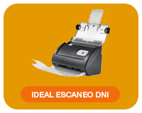 IDEAL ESCANEO DE DNI