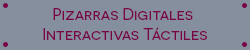Pizarras Digitales Interactivas Táctiles