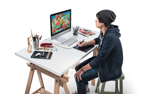 Intuos Art Black