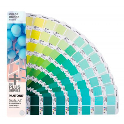 Guía Pantone Color Bridge Coated