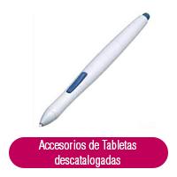 Accesorios tabletas descatalogadas