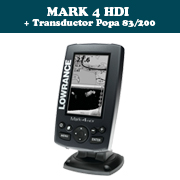 MARK 4 HDI + Transductor Popa 83/200