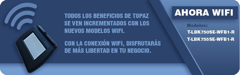 Topaz Wifi