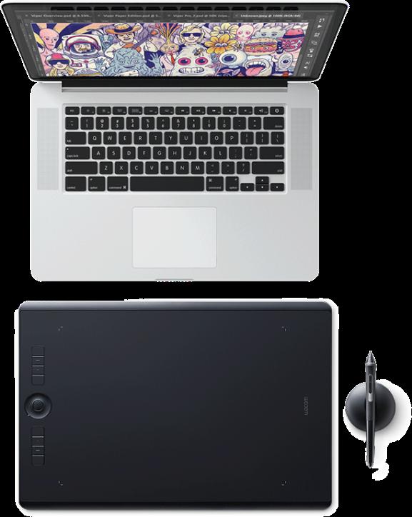 Wacom Intuos Pro Mac&Windows