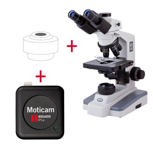 Pack: B3-223ASC + Moticam 1