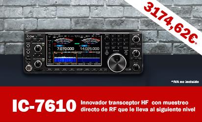 Icom IC-7610